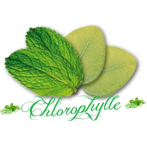 E-liquide Chlorophylle