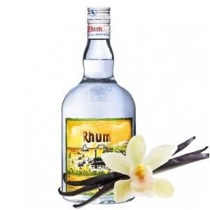 E-liquide Rhum Vanille