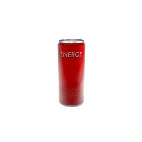 Flacon prédosé Energy drink