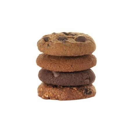 Flacon prédosé Cookies chocolat