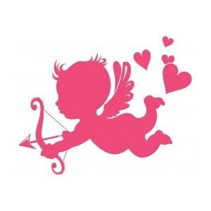 Flacon prédosé Cupidon